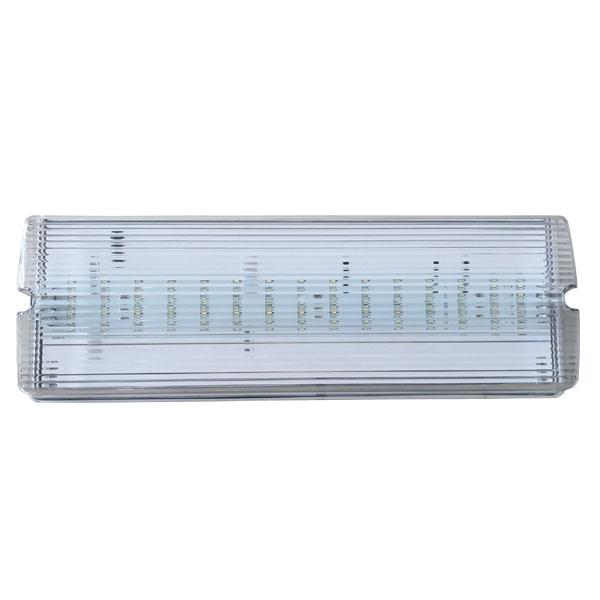 Wall Mounted Emergency Lights : Professional Custom Surface Wall Mounted Waterproof Emergency Light