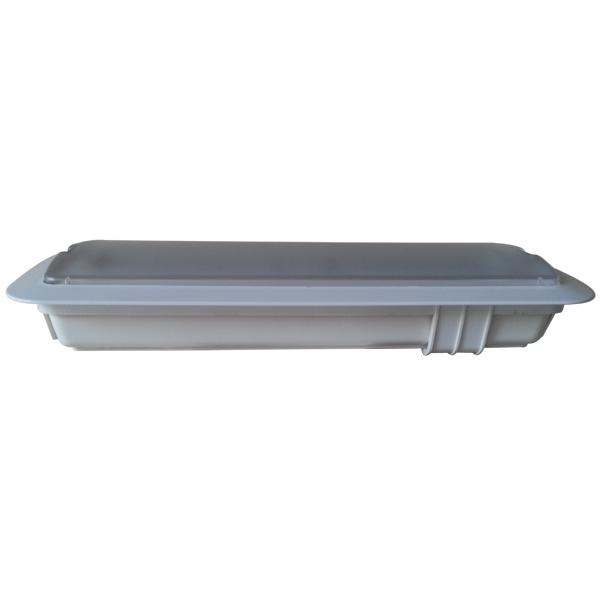 Industrial 3W SMD 5730 LED Ceiling Emergency Light With Ni-Cd Battery