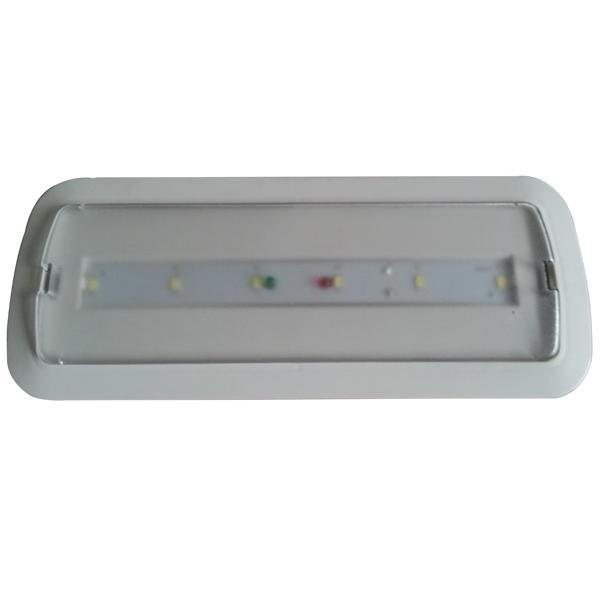 AC Power Ceiling Emergency Light / SMD 5730 LED Emergency Escape Lighting , 50Hz/60Hz