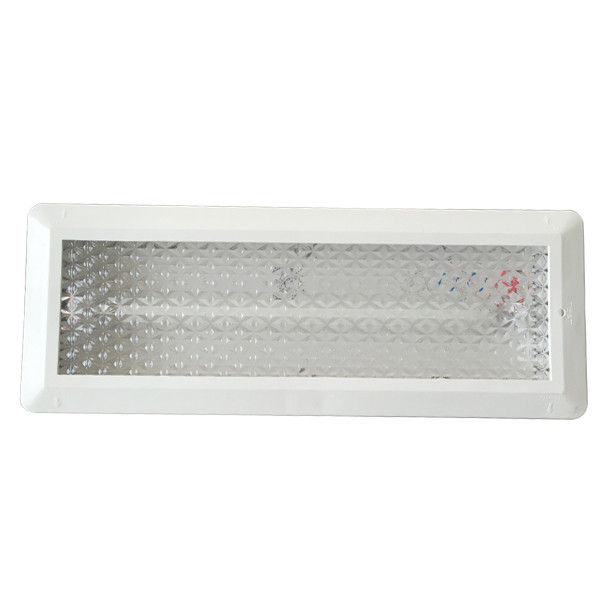 Fluoresent Light Bar Emergency Light, Wall Mounted Emergency Lights