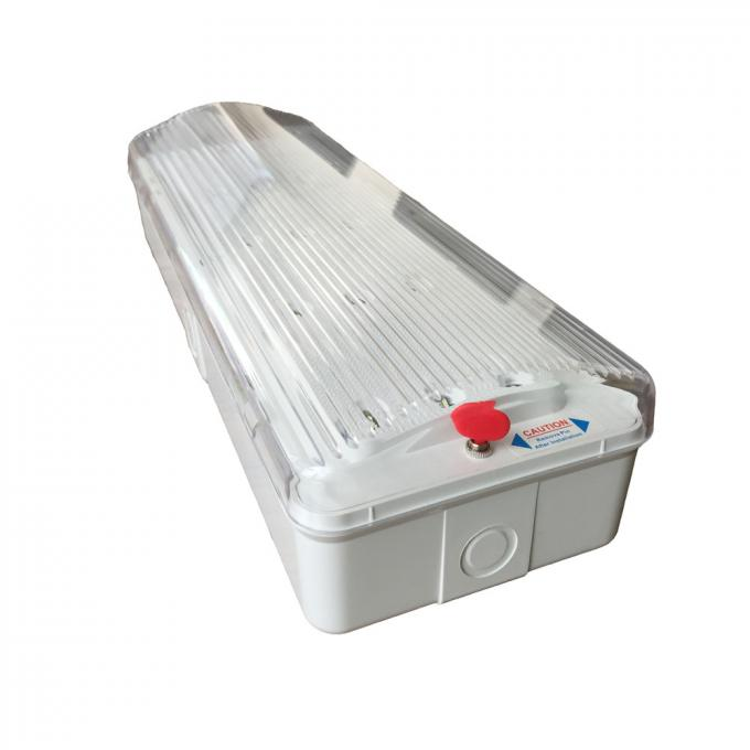 Ceiling/Wall mounted led lamp automatic emergency device, rechargable led emergency light (EL015B)
