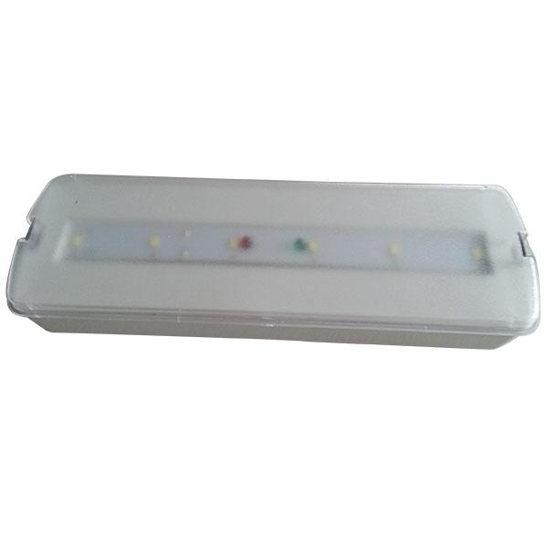 Wall Mounted Emergency Lights : Self Testing Wall Mounted Led Automatic Emergency Light For Buildings