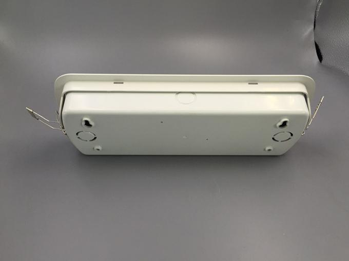 Emergency Rechargeable Led Light / Ceiling Recessed Emergency Lights With Ni - Cd Battery