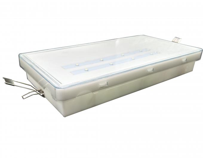 CE Outside Emergency Lights , Led Emergency Lamp With 3 Years Warranty
