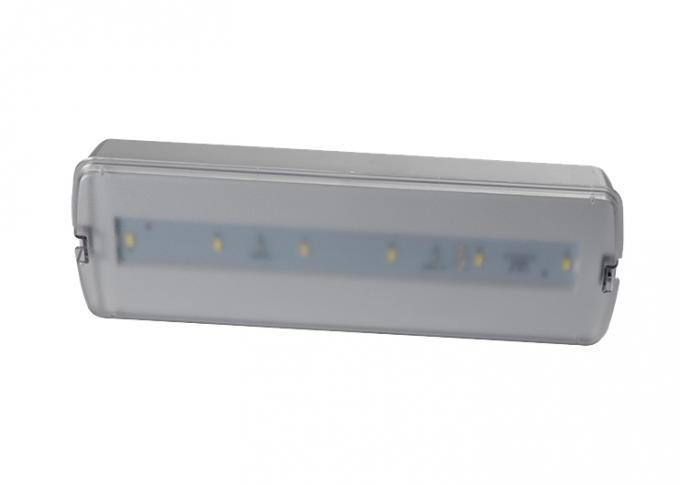 Wall Surface Mounted Rechargeable Led Emergency Light Lamp For Office Building