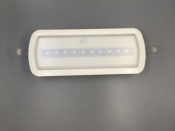 3 Hours Autonomy Battery Operated LED Ceiling Light For Emergency supplier