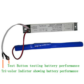 Li - Ion Battery Operated Led Emergency Power Supply For 1-10W Led Lights , Light Weight supplier