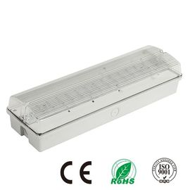 IP65 Rechargeable Waterproof Emergency Light 3 Hours Operation supplier
