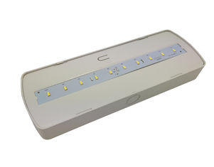 5W Wall Mounted LED Emergency Lights Maintained With 3 Years Warranty supplier