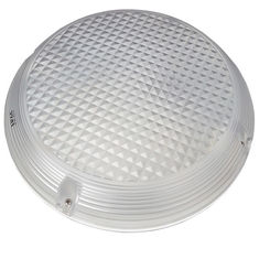 Round Exterior / Interior Fire Resistant Ceiling Emergency Light With Battery Backup (EL016RM) supplier