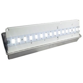 Custom Automatic Waterproof Battery Powered Emergency Exit Lights For Hospitals supplier