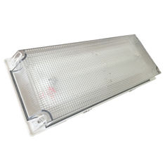 Outdoor Emergency Lighting Fixtures, Waterproof Emergency Charging Light with Fluorescent Tube supplier
