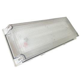 Outdoor Emergency Lighting Fixtures Waterproof Emergency Charging Light With Fluorescent Tube