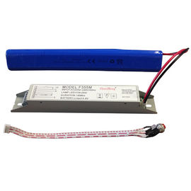 Battery Operated Emergency Light Power Supply with maintain condition led lamps supplier