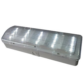Commercial Building Exit Rechargeable LED Emergency Lights For 3 Hours Duration supplier