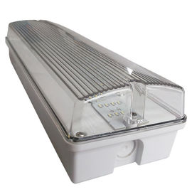 IP65 Waterproof Maintained Battery Powered Emergency Exit Lights For Dormitories supplier