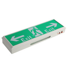 China IP20 2835 SMD Led Exit Signs Wall Surface Mounted Emergency Light For Buildings supplier
