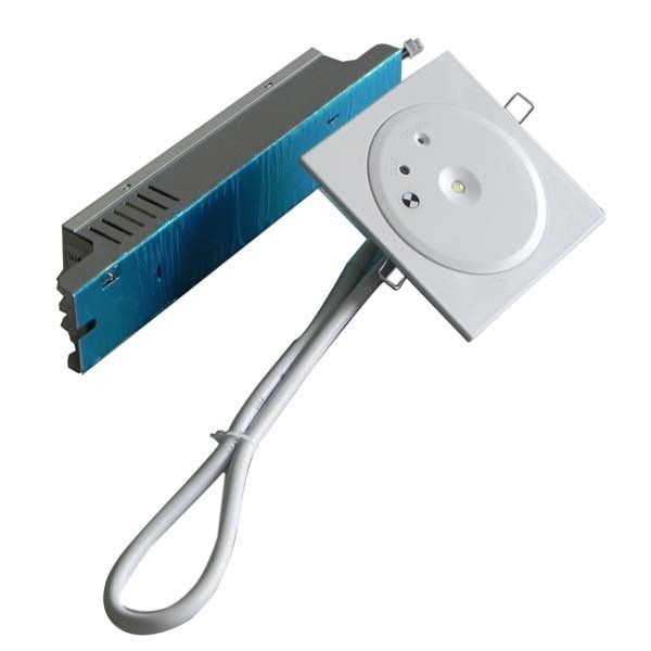 Indoor Ceiling LED Self Testing Emergency Lights For Goverment Buildings