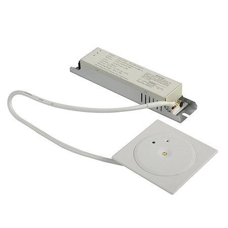 110V 220V IP20 Indoor Ceiling Mounted Emergency Lights For