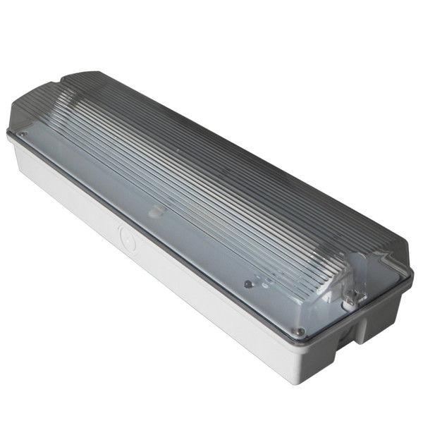 China 110V / 220V IP65 Battery Operated Emergency Exit Lights For Teaching Buildings factory