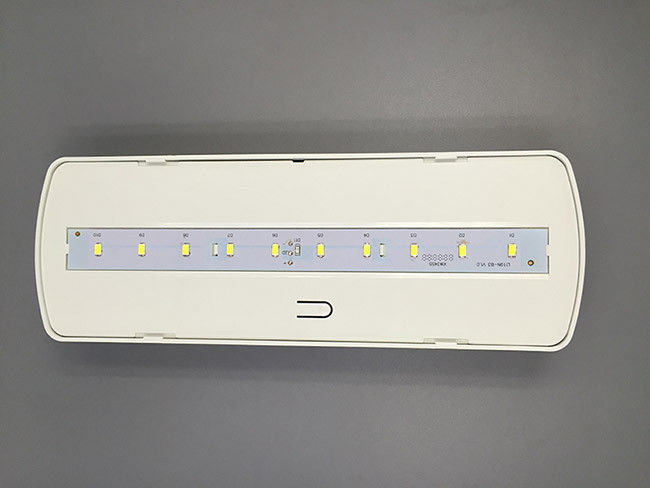 ni cad battery operated led rechargeable emergency light. Black Bedroom Furniture Sets. Home Design Ideas