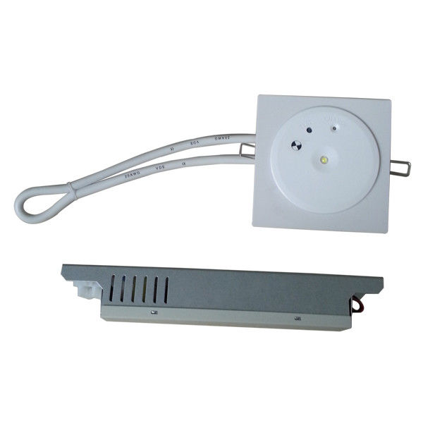 China 3 Watt SMD LED Emergency Light With Ceiling Embedded For Shopping Malls / Office Building factory