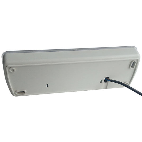 Customized Battery Operated Led Automatic Emergency Light With 60mA Charging Current supplier