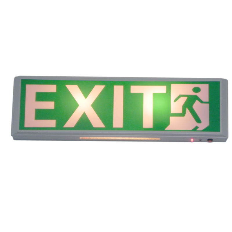 China Industrial Battery Operated 10 Pcs DIP Led Exit Signs IP20 SL010AM factory