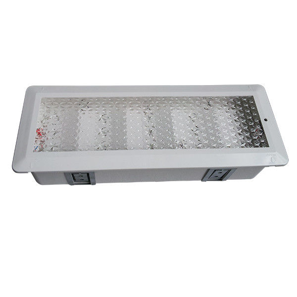 China 220V Battery Operated Led Rechargeable Emergency Light With 180Min Operation factory