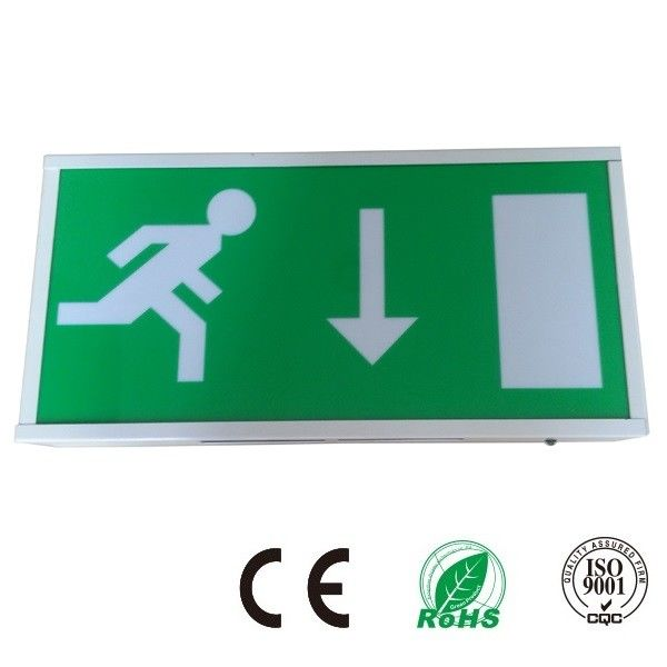 Industrial Wall Surface Mounted / Hanging Led Rechargeable Emergency Light supplier