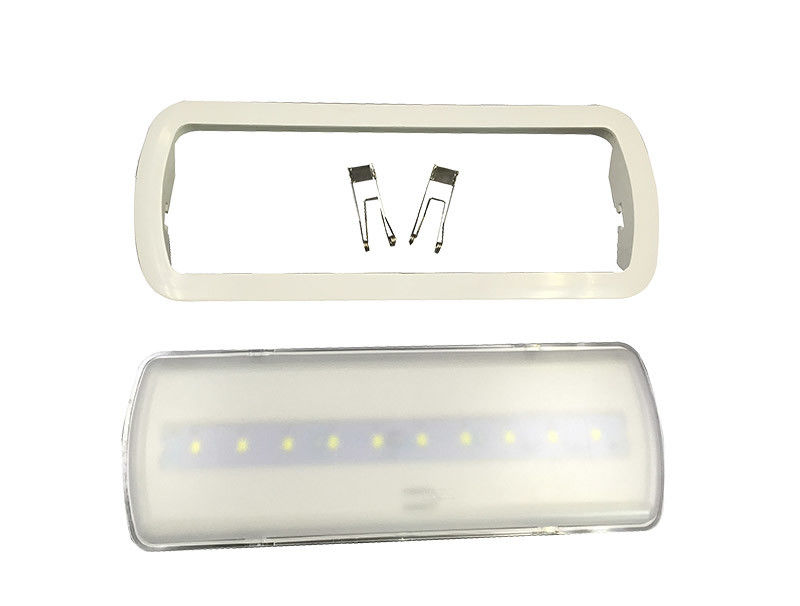 China Ni-Cad Battery Operated Led Ceiling Emergency Light With 3 Hours Autonomy factory
