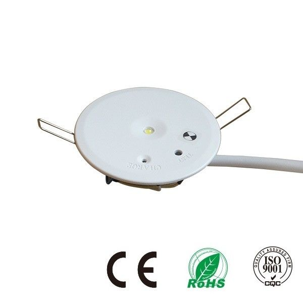 China 220V 3W SMD  Non Maintained Emergency Lighting LED Emergency Downlight factory