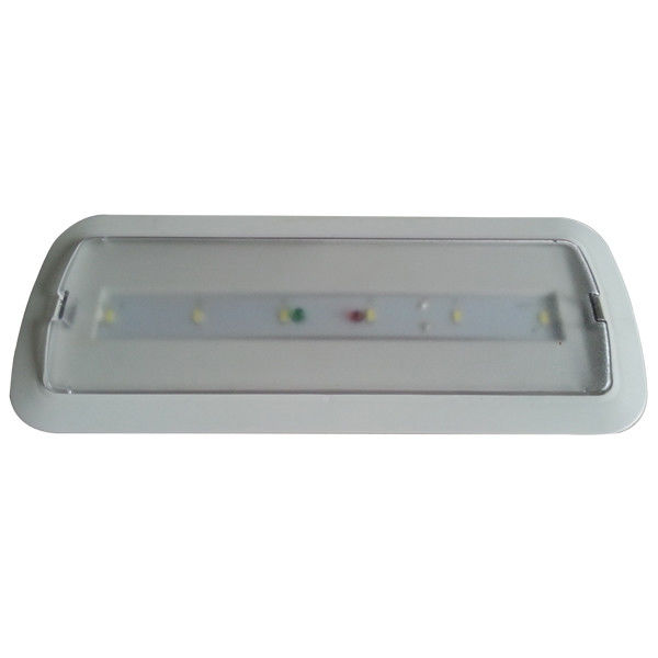 China Rechargeable Recessed Emergency Light  Led Wish 3 Years Warranty factory