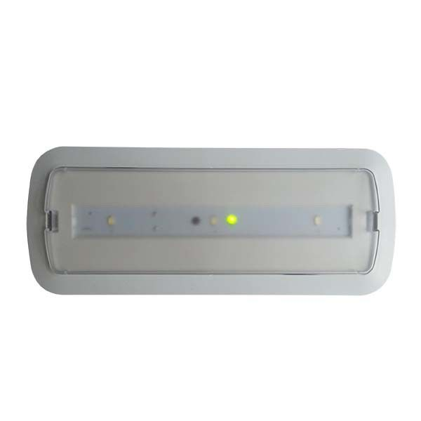 3 Hours Autonomy Led Recessed Emergency Light With Battery Operation