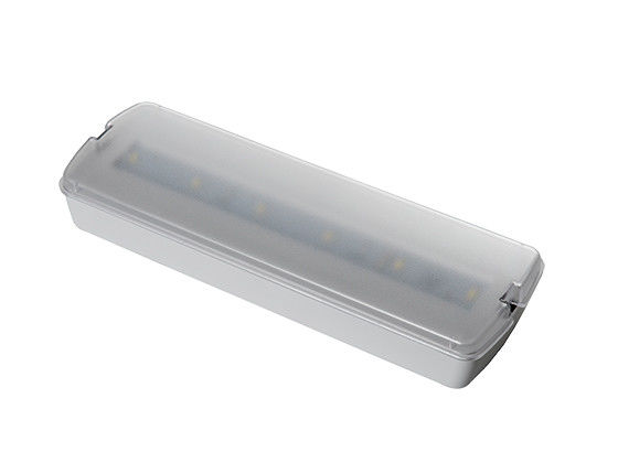 China Wall Surface Mounted Rechargeable Led Emergency Light Lamp For Office Building factory