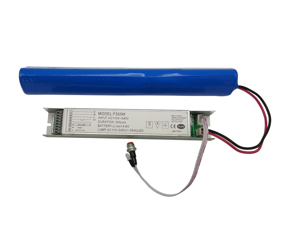 CE Approval Emergency Power Supply With 3 Years Warranty For 11-20W LED Lights