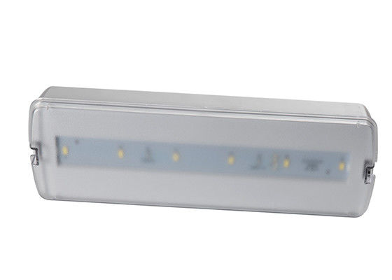 3W Led Industrial Emergency Light CE Approval Fire - Retardant Wall Surface Mounted supplier
