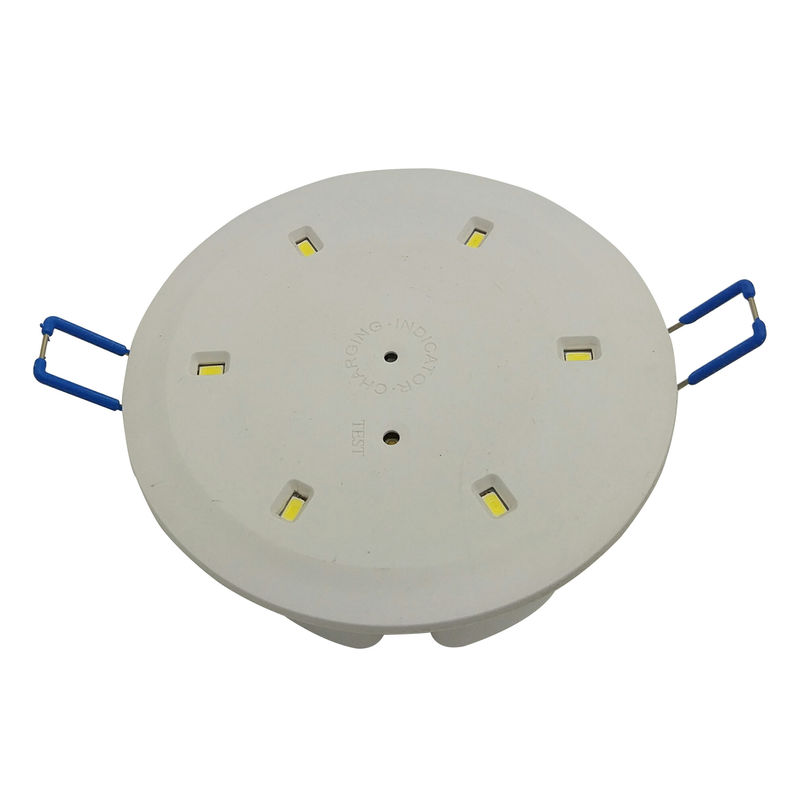 Ceiling Recessed Led Rechargeable Emergency Lamp Battery Operation Embedded