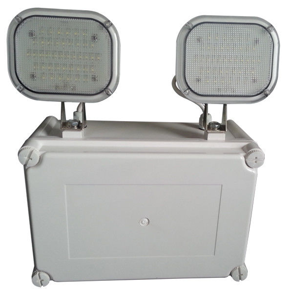 IP65 Waterproof LED Twin-spot Emergency Ni-Cd Battery Operation Light