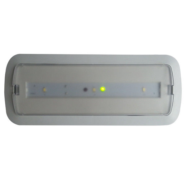 China 1.5W Commercial Ceiling Led Automatic Emergency Light Fixture 50Hz / 60Hz factory