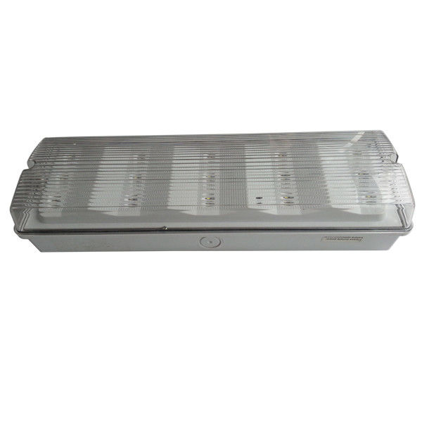 Ceiling Surface Mounted IP65 Waterproof Emergency Light Non Maintained 50Hz / 60Hz