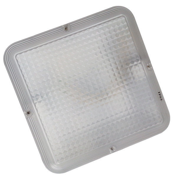 Square IP65 230V 240V Wall Surface Mounted LED Emergency Lights Non maintained supplier