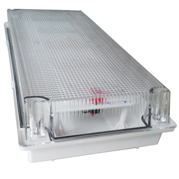Wall Mounted Emergency Lights : 110V / 220V Wall Mounted Recessed Emergency Lights For Commercial Buildings