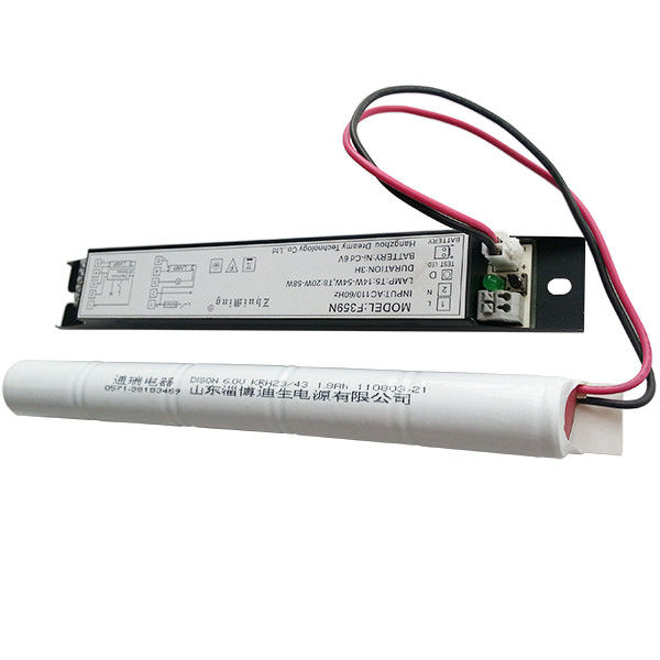 China 58 Watt Led Emergency Lighting Conversion Kits With Electro - Galvanized Steel Casing factory