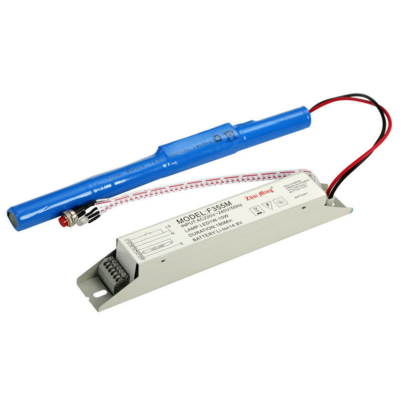Full Output Emergency Light Conversion Kit With Li - Ion Battery , OEM / ODM  Service supplier