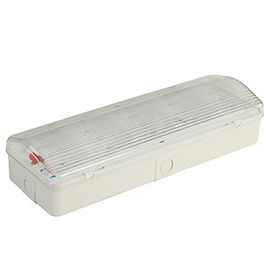 China Fluorescent Waterproof Fire-Retardant PC Casing and Plate , PC diffuser Emergency Light distributor