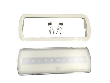 China Ni-Cad Battery Operated Led Ceiling Emergency Light With 3 Hours Autonomy distributor