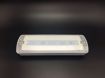 China IP65 Waterproof Industrial Small Size Led Emergency Light With 3 Hours Operation distributor