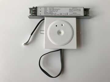 China Fire  - Retardant Recessed LED Ceiling Emergency Light 3 Hours Operation distributor